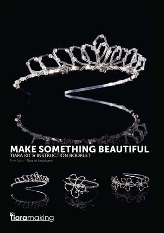 Free Spirit Tiara Kit