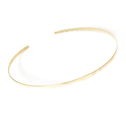 Tiara Band - Gold Plated
