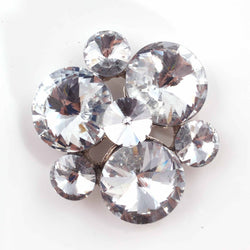 BDi Large Diamante Cluster for jewellery making