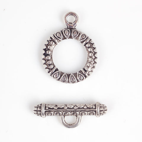 BDi toggle clasp for jewellery making