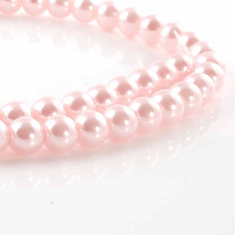 BDi Ice Pink Pearl Beads