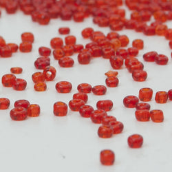 Seed Beads - Red (2mm)