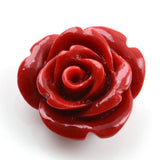 Singular Rose Flower Bead
