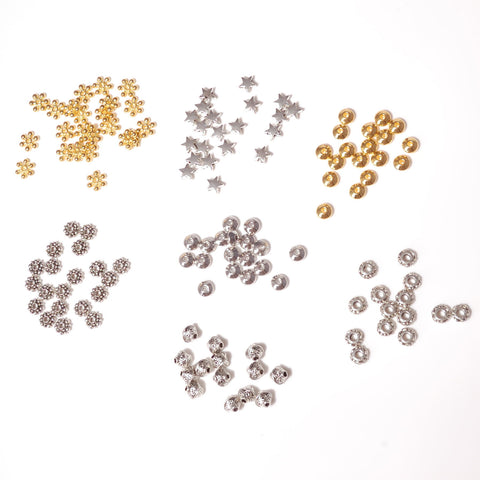 mixed spacer bead bundle