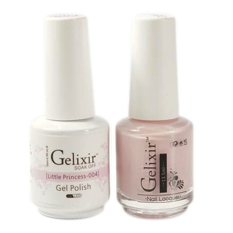 Gelixir - Matching Color Soak Off Gel - 004 Little Princess