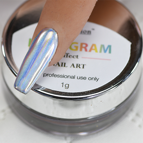 Cre8tion - Hologram Nail Art Effect 01 - 1g