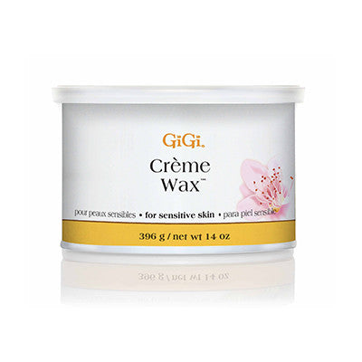 GiGi Crème Wax - For Sensitive Skin - 396g (14oz)