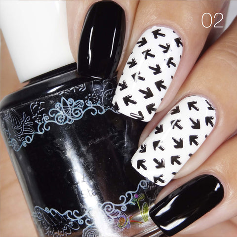 Cre8tion - Stamping Nail Art Lacquer 02