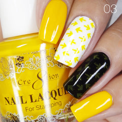 Cre8tion - Stamping Nail Art Lacquer 03