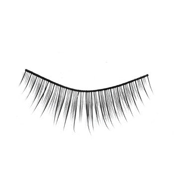 Hami Cosmetics - Eyelashes - Black #01