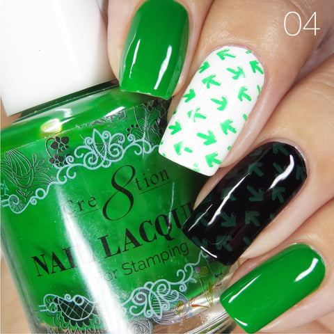 Cre8tion - Stamping Nail Art Lacquer 04