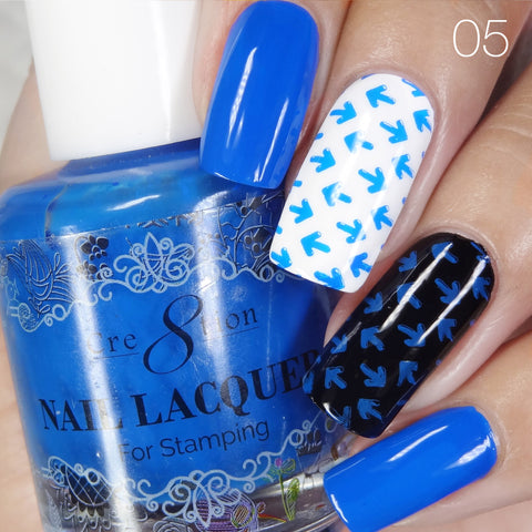 Cre8tion - Stamping Nail Art Lacquer 05