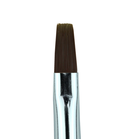 Cre8tion - Gel Brush Square Tip Rhinestone Handle 06