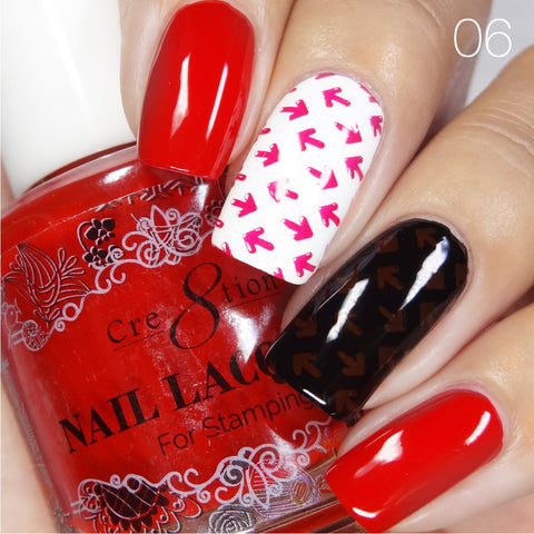 Cre8tion - Stamping Nail Art Lacquer 06