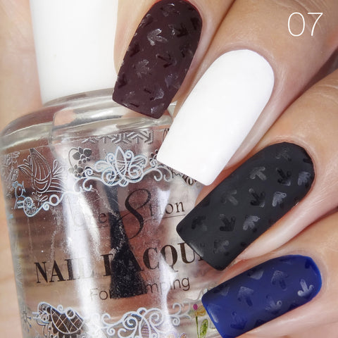 Cre8tion - Stamping Nail Art Lacquer 07