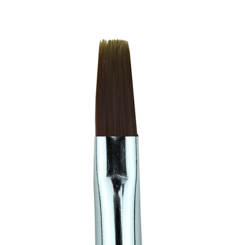 Cre8tion - Gel Brush Square Tip Rhinestone Handle 08