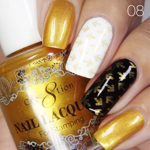 Cre8tion - Stamping Nail Art Lacquer 08