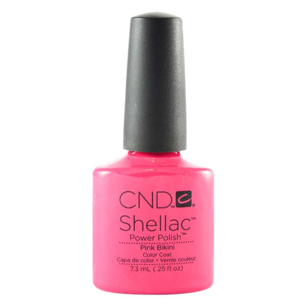 CND Shellac - Soak Off Gel .25 oz - Pink Bikini