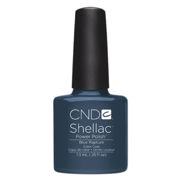 CND Shellac - Soak Off Gel .25 oz - Blue Rapture