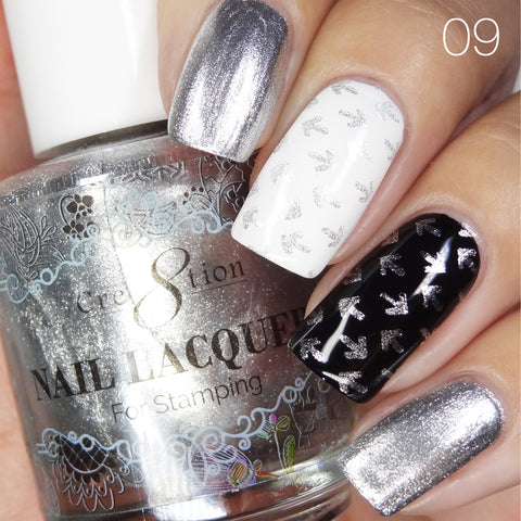 Cre8tion - Stamping Nail Art Lacquer 09