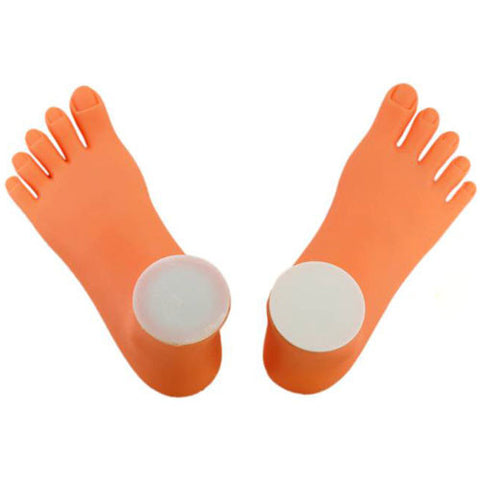 Plastic Feet Model (pair)