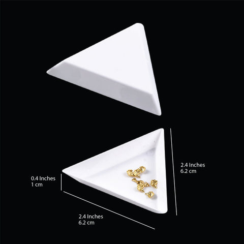 Cre8tion Triangle Tray for rhinestones