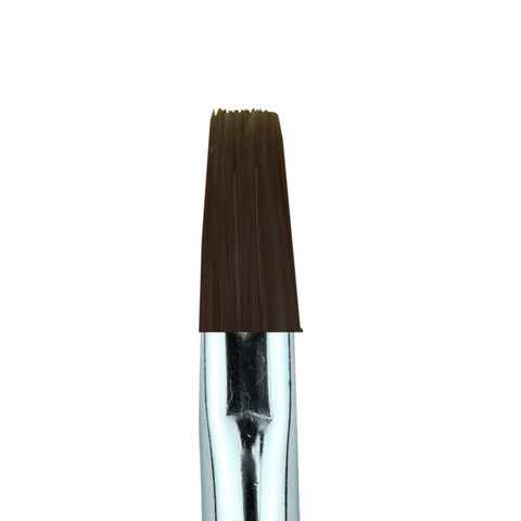 Cre8tion - Gel Brush Square Tip Rhinestone Handle 10