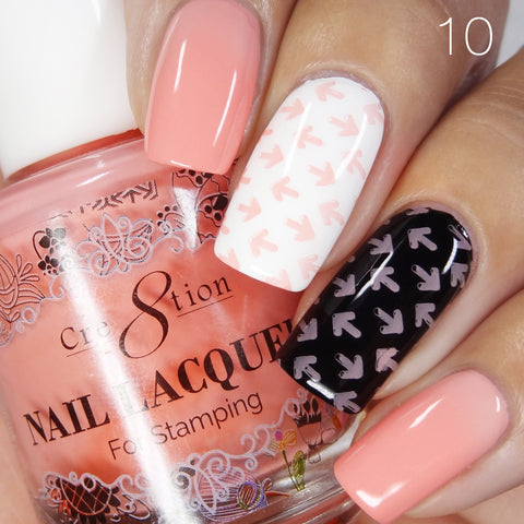 Cre8tion - Stamping Nail Art Lacquer 10