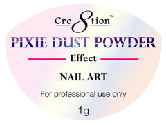 Cre8tion - Nail Art Pixie Dust - 1g