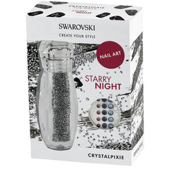 Swarovski Crystal Pixie - Starry Night