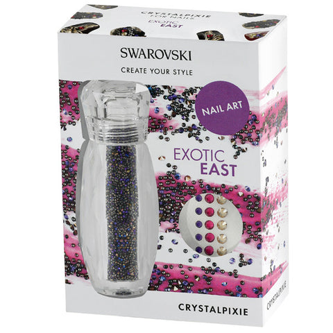 Swarovski Crystal Pixie - Exotic East