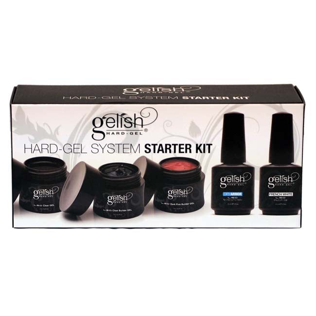 Harmony Gelish Hard Gel Trial Kit