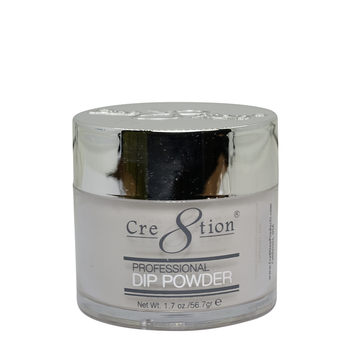 Cre8tion Matching Dip Powder 1.7oz 127 IN THE NAME OF LOVE