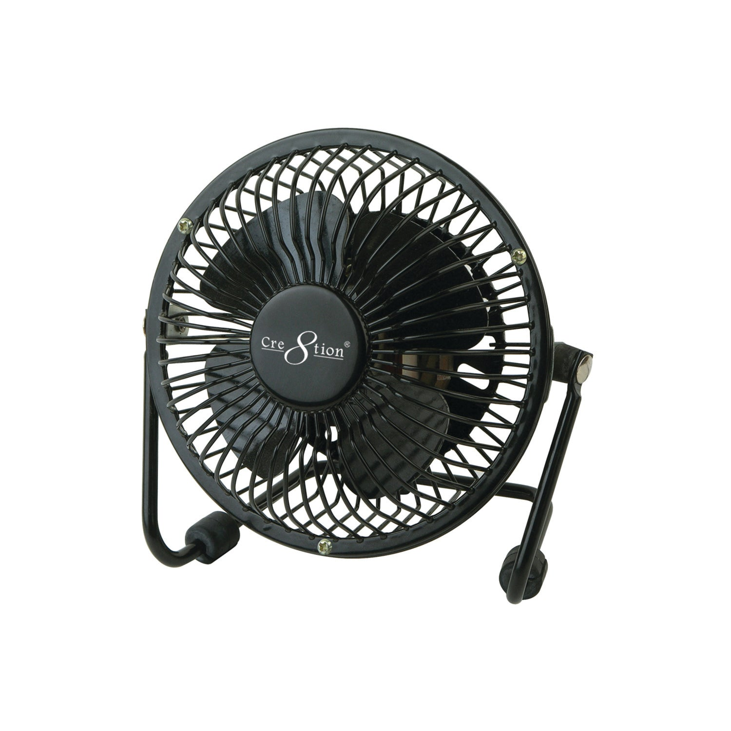 "Cre8tion - One Speed Mini Professional 4"" Salon Fan"