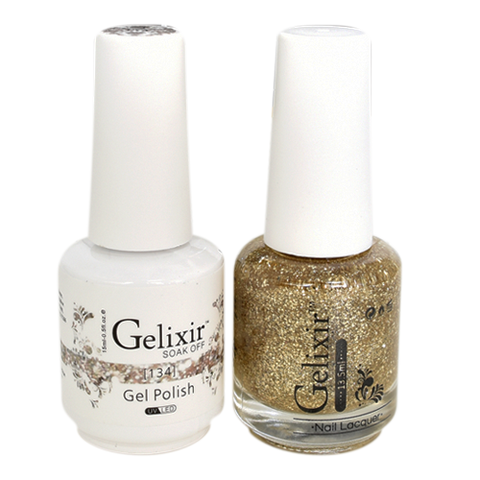 Gelixir - Matching Color Soak Off Gel - 134
