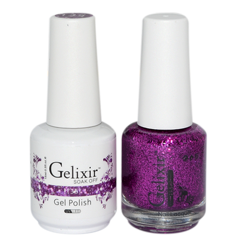 Gelixir - Matching Color Soak Off Gel - 135
