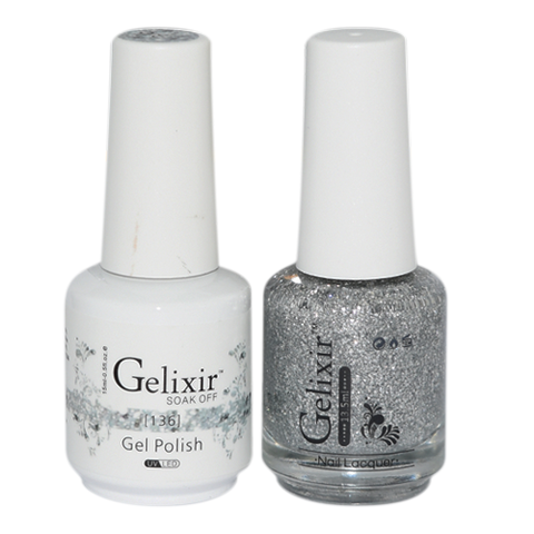Gelixir - Matching Color Soak Off Gel - 136