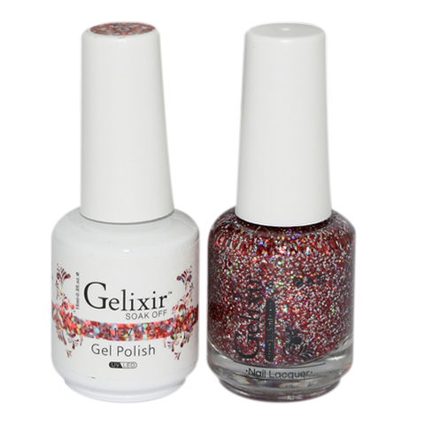 Gelixir - Matching Color Soak Off Gel - 137