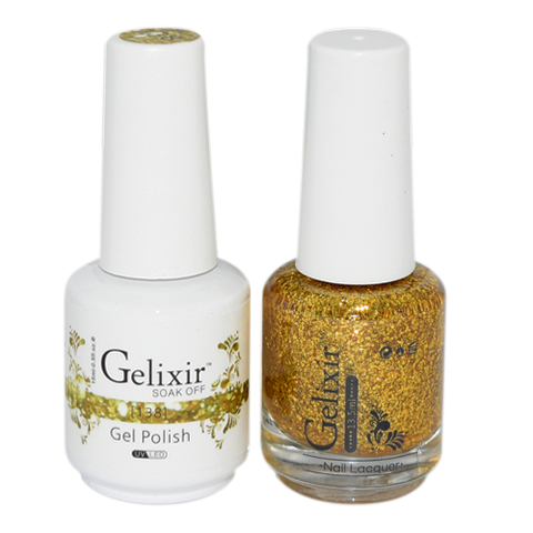 Gelixir - Matching Color Soak Off Gel - 138