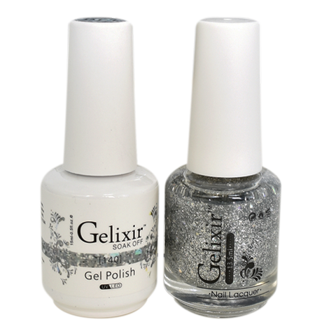 Gelixir - Matching Color Soak Off Gel - 140