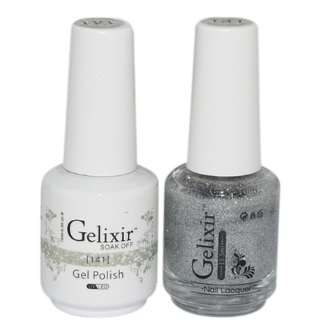 Gelixir - Matching Color Soak Off Gel - 141