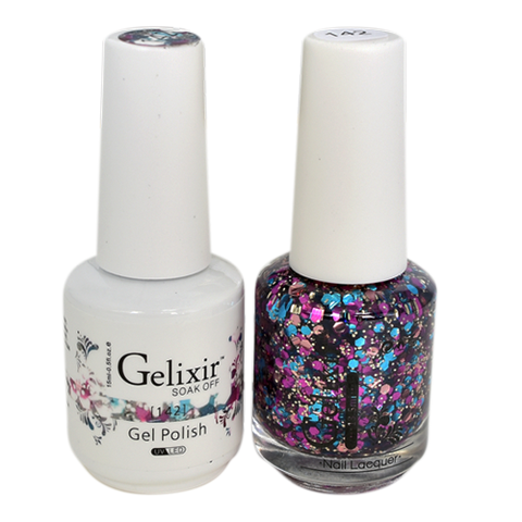 Gelixir - Matching Color Soak Off Gel - 142