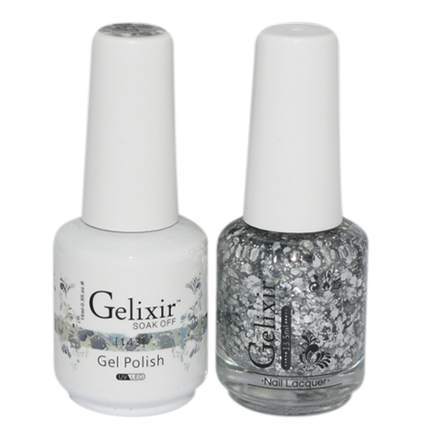 Gelixir - Matching Color Soak Off Gel - 143