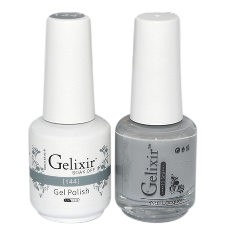 Gelixir - Matching Color Soak Off Gel - 144