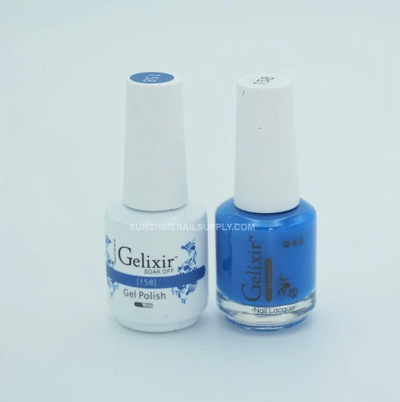 Gelixir - Matching Color Soak Off Gel - 158