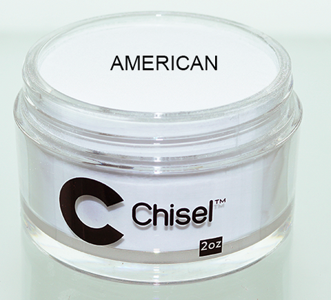 Chisel Nail Art - Dipping Powder -American