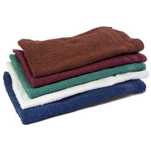 "Nail Towel Color - Size 16""x27"" - 12pcs/pack"