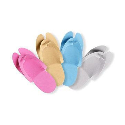 Cre8tion Disposable Fold Joint Slippers