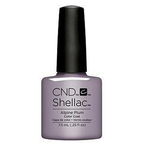 CND Shellac - Soak Off Gel .25 oz - Alpine Plum