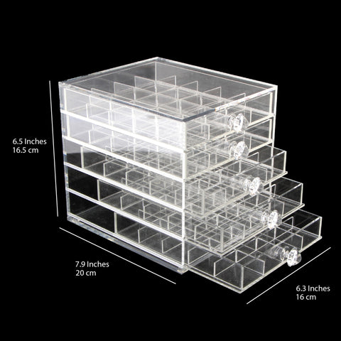 Cre8tion - Acrylic Accessories Box 150 Grids